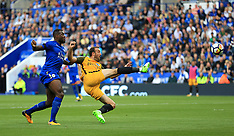 Leicester City v Brighton and Hove Albion - 19 Aug 2017