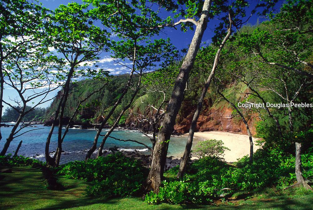 Lehoula Beach, Hana Coast, Maui, Hawaii, USA<br />
