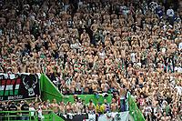 20120223: LISBON, PORTUGAL – UEFA Europa League 2011/2012 - 1/16 Final - 2st Leg: Sporting CP vs Legia Warszawa. In picture: Polish Supporters. PHOTO: Alvaro Isidoro/CITYFILES