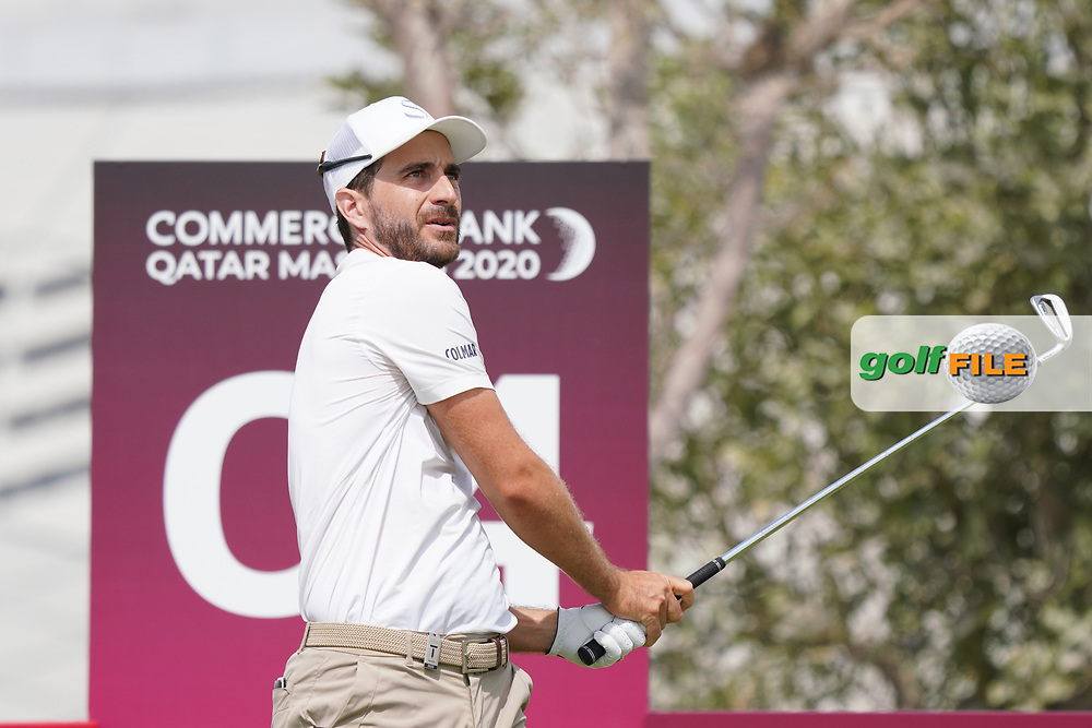 Alejandro Canizares (ESP) during the final round of the Commercial Bank Qatar Masters 2020, Education City Golf Club , Doha, Qatar. 08/03/2020<br /> Picture: Golffile | Phil Inglis<br /> <br /> <br /> All photo usage must carry mandatory copyright credit (© Golffile | Phil Inglis)
