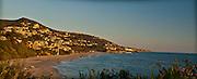 The Coast Of Laguna Beach