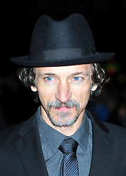 """© Licensed to London News Pictures. 21/10/2011. London,England. John Hawkes attends the UK Premiere of """"Martha Marcy May Marlene"""" at  the 55th British Film Festival in Leicester square London  Photo credit : ALAN ROXBOROUGH/LNP"""