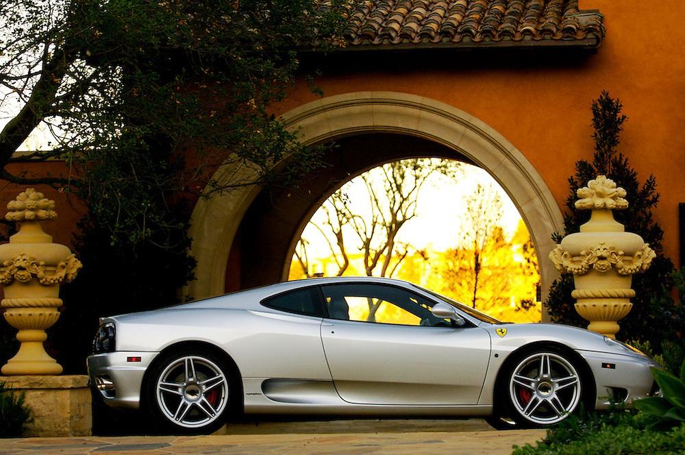 360 Ferrari Modena