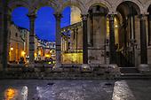 Dalmatia - Split, the Diocletian's Palace