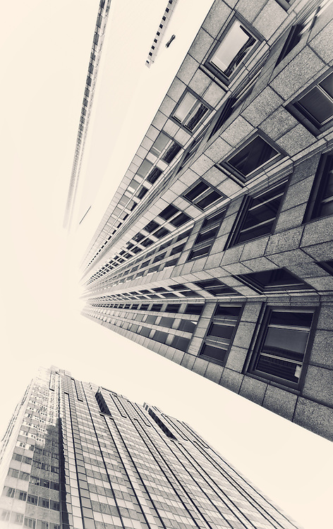 Center City skyscrapers in Philadelphia, PA, USA