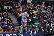 DESCRIZIONE : Eurocup 2014/15 Last32 Dinamo Banco di Sardegna Sassari -  Banvit Bandirma<br /> GIOCATORE : Brian Sacchetti<br /> CATEGORIA : Passaggio Penetrazione<br /> SQUADRA : Dinamo Banco di Sardegna Sassari<br /> EVENTO : Eurocup 2014/2015<br /> GARA : Dinamo Banco di Sardegna Sassari - Banvit Bandirma<br /> DATA : 11/02/2015<br /> SPORT : Pallacanestro <br /> AUTORE : Agenzia Ciamillo-Castoria / Luigi Canu<br /> Galleria : Eurocup 2014/2015<br /> Fotonotizia : Eurocup 2014/15 Last32 Dinamo Banco di Sardegna Sassari -  Banvit Bandirma<br /> Predefinita :