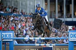 Ahlmann Christian, (GER), Codex One<br /> Longines Global Champions Tour - Grand Prix of Hamburg<br /> Hamburg - Hamburger Derby 2016<br /> © Hippo Foto - Stefan Lafrentz