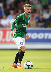 """Brightons Oliver Norwood during a pre season friendly match at The Cherry Red Records Stadium, Kingston Upon Thames. PRESS ASSOCIATION Photo. Picture date: Saturday July 21, 2018. Photo credit should read: Mark Kerton/PA Wire. EDITORIAL USE ONLY No use with unauthorised audio, video, data, fixture lists, club/league logos or """"live"""" services. Online in-match use limited to 75 images, no video emulation. No use in betting, games or single club/league/player publications."""