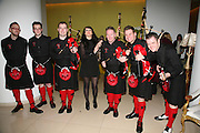 Martine McCutcheon attends Not Another Burns night. St. Martin's Lane Hotel.  Monday 3rd March 2008.<br /> *** Local Caption *** -DO NOT ARCHIVE-© Copyright Photograph by Dafydd Jones. 248 Clapham Rd. London SW9 0PZ. Tel 0207 820 0771. www.dafjones.com.