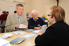 Willie Rennie action morning | Cupar | 9 April 2016