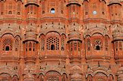 Hawa Mahal, the Palace of Winds, in Jaipur, India