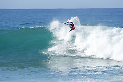 July 19, 2017 - Michel Bourez of Tahiti finished equal 9th in the Corona Open J-Bay after placing second to Julian Wilson of Australia in Heat 4 of Round Five in pumping Supertubes, Jeffreys Bay, South Africa...Corona Open J-Bay, Eastern Cape, South Africa - 19 Jul 2017. (Credit Image: © Rex Shutterstock via ZUMA Press)