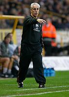 Photo: Steve Bond/Sportsbeat Images.<br /> Wolverhampton Wanderers v Bristol City. Coca Cola Championship. 03/11/2007. Mick McCarthy gives instruction