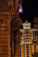 The Bellagio Hotel from Paris Hotel