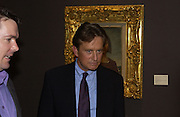 Michael Douglas. Celebrity Possesions auction. to raise funds for CLIC. Cancer and Leukaemia in Childhood's London Home from Home 2001 appeal. Christie's 22 October 2001. © Copyright Photograph by Dafydd Jones 66 Stockwell Park Rd. London SW9 0DA Tel 020 7733 0108 www.dafjones.com
