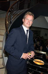 SOREN JESSEN at the Harpers and Moet Restaurant Awards 2005 held at Floridita, Wardour Street, London W1 on 31st October 2005.<br /><br />NON EXCLUSIVE - WORLD RIGHTS