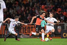 Lorient v Caen - 24 October 2017