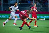 ANTWERP - BELFIUS EUROHOCKEY Championship  . Belgium v Spain (men) (5-0). Gauthier Boccard (Belgie)   WSP/ KOEN SUYK