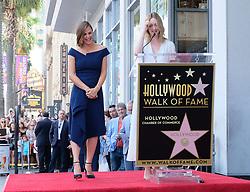 Jennifer Garner Honored With Star On The Hollywood Walk Of Fame. 20 Aug 2018 Pictured: Jennifer Garner, Steve Carell. Photo credit: Jaxon / MEGA TheMegaAgency.com +1 888 505 6342