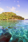 Namua Island, Upolu, Western Samoa