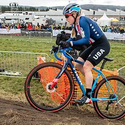 20190201: UCI CX Worlds : Dübendorf: Katie Compton