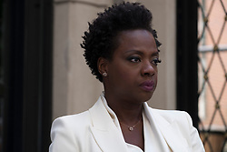 RELEASE DATE: November 16, 2018 TITLE: Widows STUDIO: Twentieth Century Fox DIRECTOR: Steve McQueen PLOT: Set in contemporary Chicago, amidst a time of turmoil, four women with nothing in common except a debt left behind by their dead husbands' criminal activities, take fate into their own hands, and conspire to forge a future on their own terms. STARRING: VIOLA DAVIS as Veronica Rawlins. (Credit Image: © Twentieth Century Fox/Entertainment Pictures/ZUMAPRESS.com)