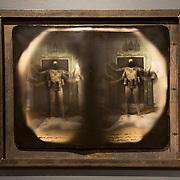 Borderlands exhibit by Wayne Martin Belger