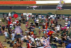 July 7, 2018 - Silverstone, Great Britain - Motorsports: FIA Formula One World Championship 2018, Grand Prix of Great Britain, .#31 Esteban Ocon (FRA, Sahara Force India F1 Team) (Credit Image: © Hoch Zwei via ZUMA Wire)