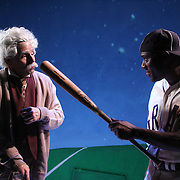 Safe at Third (or Josh Gibson Don't Bunt. Produced by Castillo Theater. New York, NY 2009