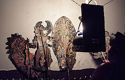 Balinese Shadow Puppet