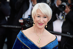 Helen Mirren attending the premiere of the film Les Filles du Soleil during the 71st Cannes Film Festival in Cannes, France on May 12, 2018. Photo by Julien Zannoni/APS-Medias/ABACAPRESS.COM