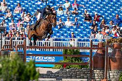 Fredricson Peder, SWE, H&M Christian K<br /> World Equestrian Games - Tryon 2018<br /> © Hippo Foto - Dirk Caremans<br /> 21/09/2018