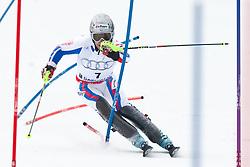 13.03.2010, Goudyberg Herren, Garmisch Partenkirchen, GER, FIS Worldcup Alpin Ski, Garmisch, Men Slalom, im Bild Lizeroux Julien, ( FRA, #7 ), Ski Dynastar, EXPA Pictures © 2010, PhotoCredit: EXPA/ J. Groder / SPORTIDA PHOTO AGENCY
