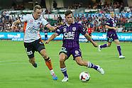 Rnd 15 Glory v Brisbane Roar