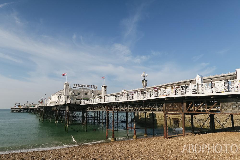 Brighton Pier West Sussex England