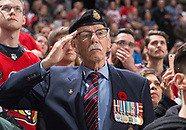 2018 Canadian Armed Forces Appreciation Night