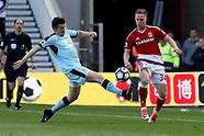 Middlesbrough v Burnley 080417