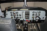 Flight simulator used to train pilots