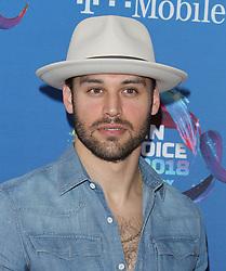 Fox Teen Choice Awards 2018. 12 Aug 2018 Pictured: Ryan Guzman. Photo credit: Jaxon / MEGA TheMegaAgency.com +1 888 505 6342