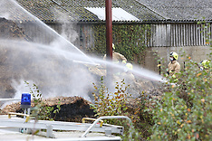 Barn Fire Doking