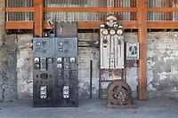 Historic Roche Harbor Generator Plant, San Juan Island, Washington