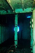 Air Storage, USS Kittiwake, Grand Cayman