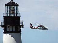 Coast Guard at work.