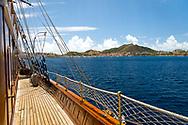 Iles Des Saints, Caribbean, Sea Cloud, travel