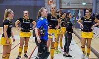 ROTTERDAM  -  finale NK  zaalhockey Rotterdam MA1-Den Bosch MA1 (4-0). Rotterdam Nederlands kampioen.    COPYRIGHT  KOEN SUYK