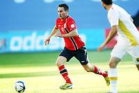 Fotball , 11. juni 2013 , Privatkamp , Norge - Makedonia<br /> Norway - FYR Macedonia 2-0<br /> <br /> Magnus Lekven , Norge