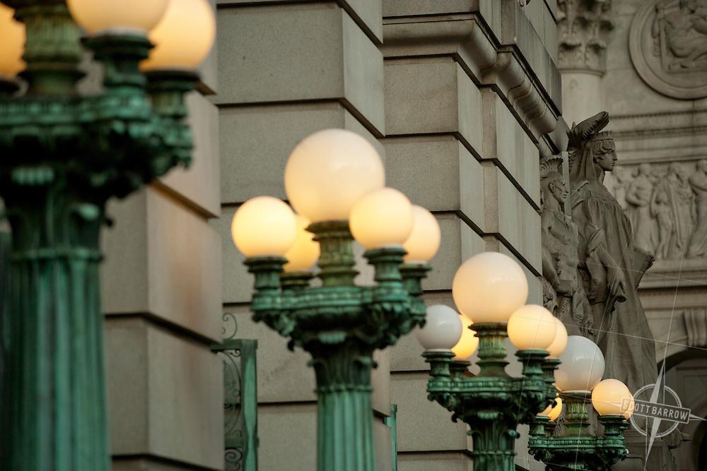 Surrogates court in New York City.