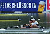 2000 FISA World Cup, Lucerne, SWITZERLAND