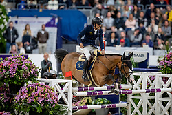 Almobty Khaled Abdulrahman, KSA, Dona Evita<br /> LONGINES FEI World Cup™ Finals Gothenburg 2019<br /> © Hippo Foto - Stefan Lafrentz<br /> 04/04/2019