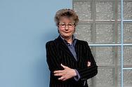 Foto: Gerrit de Heus. Den Haag. 29/11/05. SP-kamerlid Fenna Vergeer...Dutch politician Fenna Vergeer.